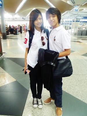 Day 1 // to Jakarta 2/3/2011