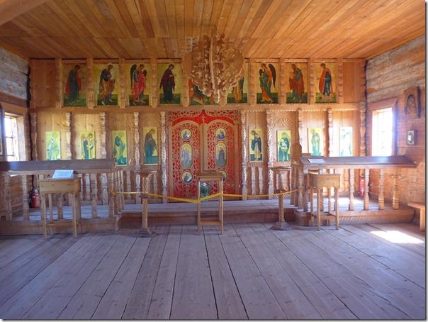 musee archeo eglise archange Michel iconostase