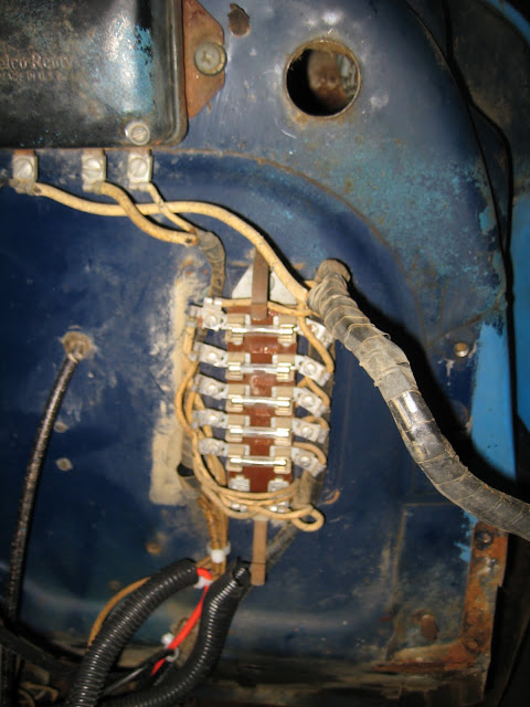 1949 chevy wiring harness sleeve chevy wiring harness problems wire harness | mark's 1949 chevy truck restoration #10