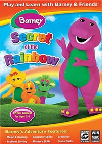 Barney: Secret of the Rainbow - Review By Steven Winslow