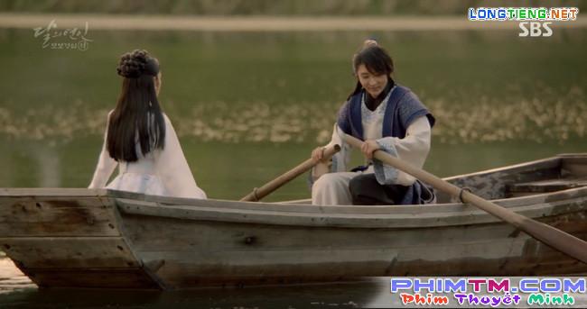 Moon Lovers: Tứ hoàng tử Lee Jun Ki bị ép cưới… cháu gái 12 tuổi - Ảnh 19.