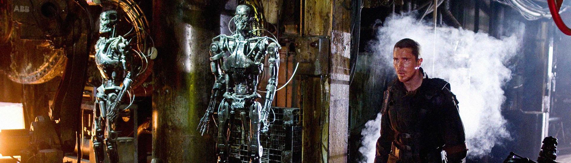 Baner filmu 'Terminator: Ocalenie'