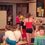 Spelen in de polyvalente zaal