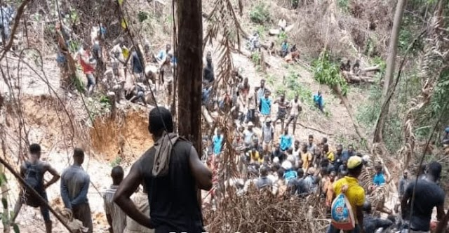 19 National Security Operatives Caged For Engaging In Galamsey