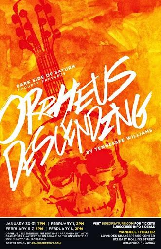 Orpheus Descends