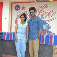Pichiga Nachav Chetana Uttej look launch by Sharwanand
