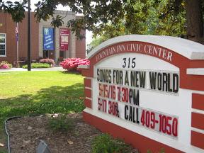 Fountain Inn Civic Center