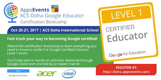 GCS GEG Training - Google+
