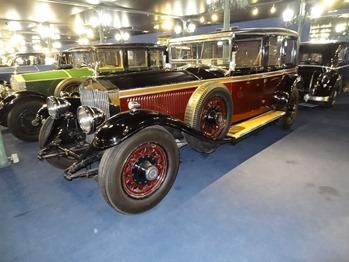 2017.08.24-249 Rolls-Royce Limousine Phantom II 1930