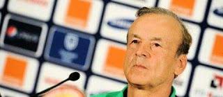 Mondial 2018: «L'Algérie sera notre grand concurrent», Gernot Rohr, sélectionneur du Nigeria.