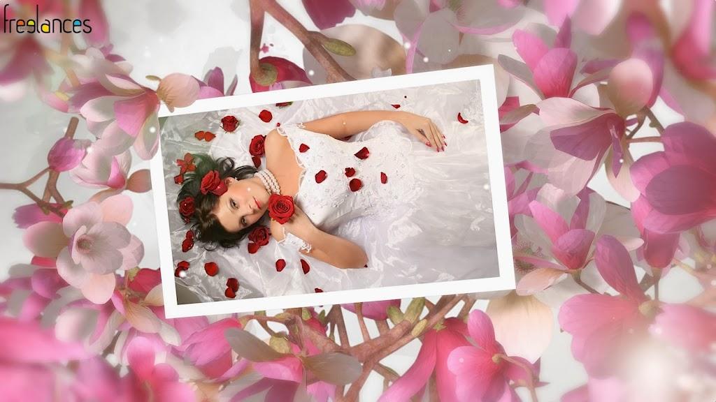 diaporama vidéo mariage magniolias photo 04