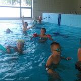 Klasa 2b na basenie