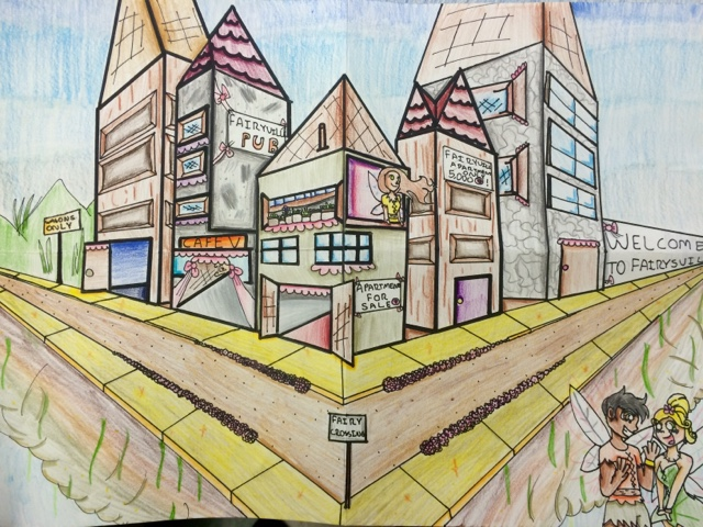 Expressions Curriculum In Love With 2 Point Street Perspective Again