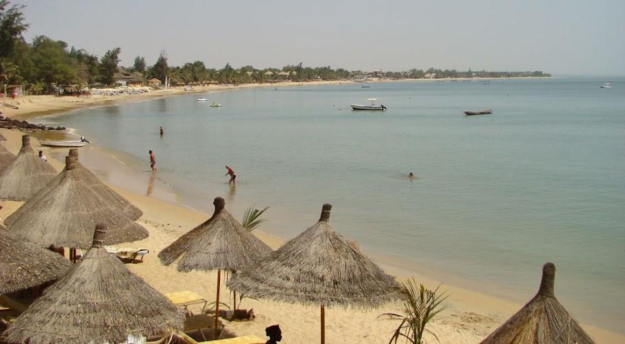 Saly Portudal, Senegal