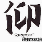 respect - tattoo designs