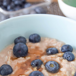 Gluten Free Banana Bread Porridge