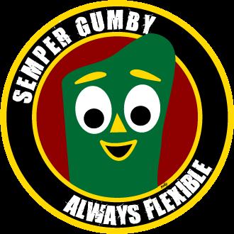 Figurine: Semper Gumby
