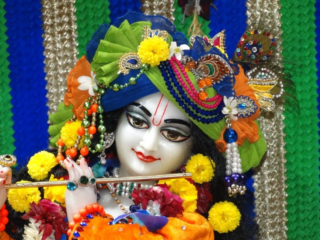 ISKCON Punjabi Bagh Deity Darshan 16 Dec 2015 (1)