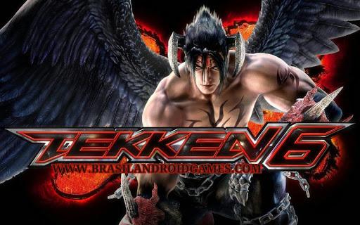 Tekken 6 Imagem do Jogo