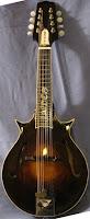 Mike Black Acoustic Piccolo Mandolin