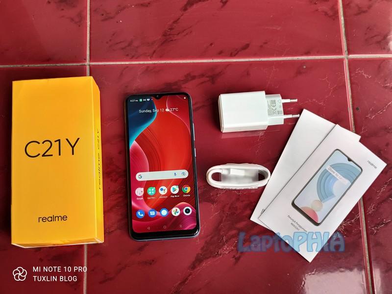 Paket Pembelian Realme C21Y