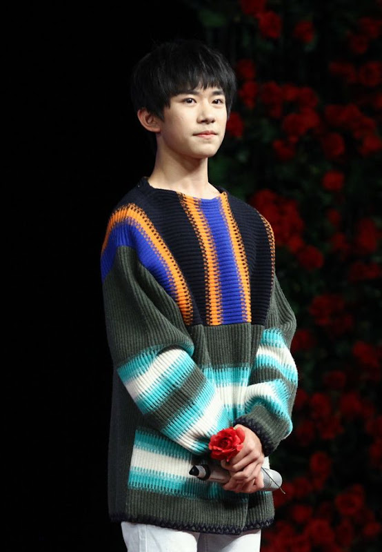 Jackson Yee / Yi Yangqianxi China Actor