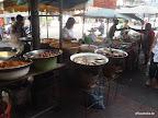 Bangkok - Essen überall