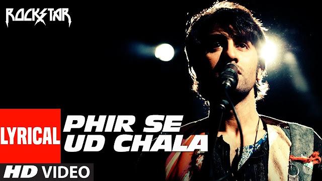 Phir Se Ud Chala Song Lyrics