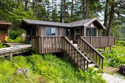 Virginia Lake Cabin Alaska