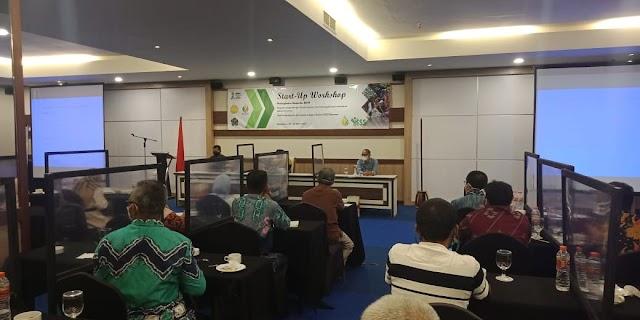 Tingkatkan Kapasitas BDSP, PPIU Kalsel Gelar Start Up Workshop