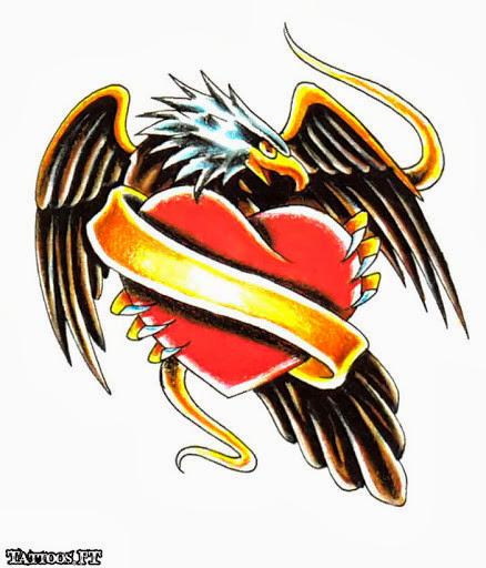 Eagles Tattoos Designs - Tattoos Ideas pag6