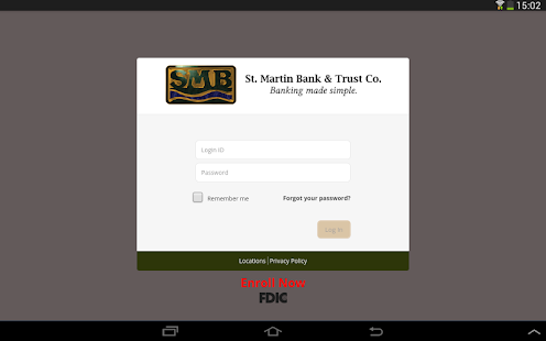 St. Martin Bank & Trust Co.- screenshot thumbnail