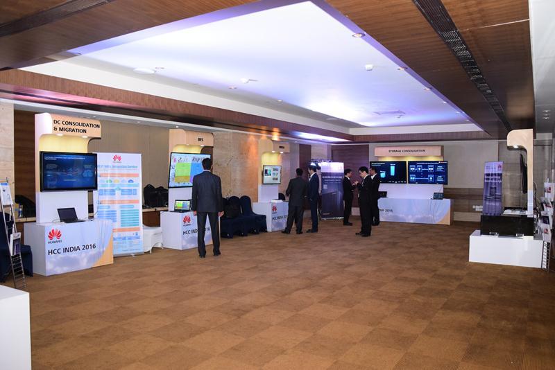 Huawei Cloud Congress India 2016 - 9
