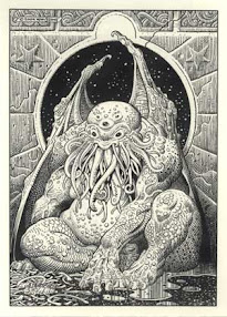 Cover of Howard Phillips Lovecraft's Book In the Vault