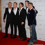 WWW.ENTSIMAGES.COM -   Martin Kemp, Gary Kemp, Steve Norman, Tony Hadley and John Keeble  arriving at    Soul Boys Of The Western World - UK film premiere at Royal Albert Hall, London September 30th 2014Premiere of documentary about the group, charting their rise to fame in the 1980s - Spandau Ballet The Film                                                    Photo Mobis Photos/OIC 0203 174 1069