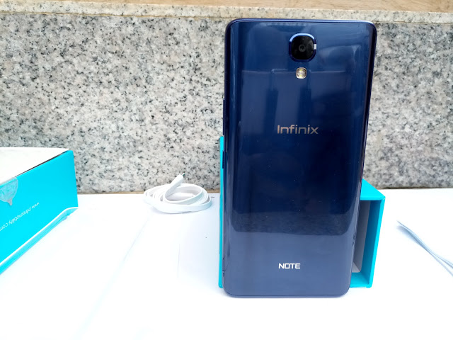 Infinix Note 4 / Note 4 Pro Full Specifications And Price In Nigeria 6