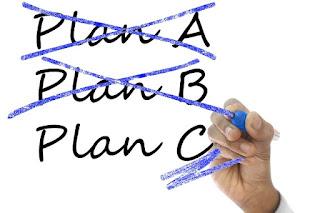 pentingnya plan b dalam berbisnis