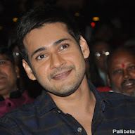 Mahesh Babu At Sri Sri Audio Launch