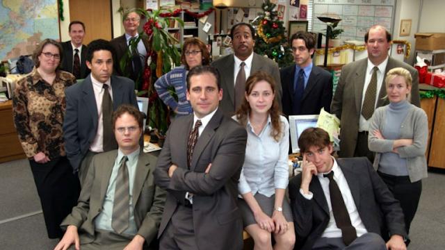 Todos os episódios de The Office US online grátis dublado e legendado