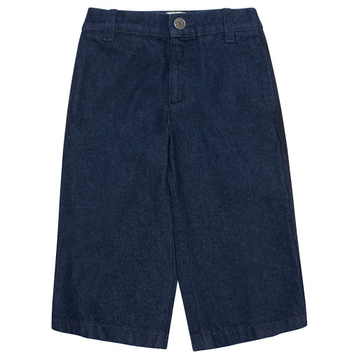 Primary image of Gucci Girls Denim Culottes