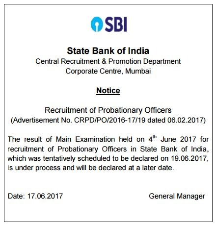 SBI-po-mains-exam-results-delayed