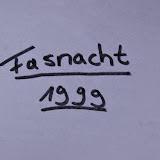 Fasnacht1999