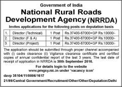 NRRDA-Director-Jobs-2016-www.indgovtjobs.in