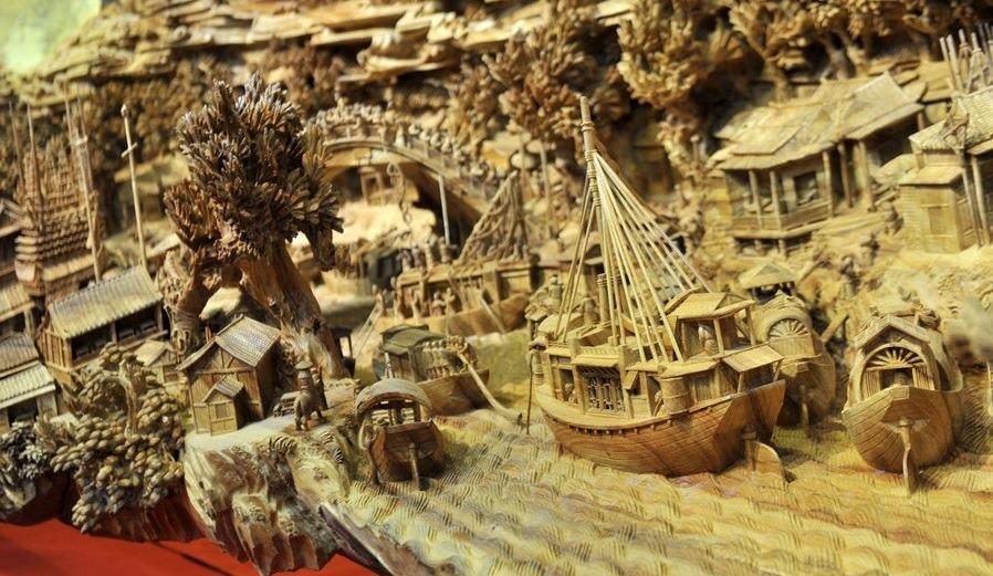 [Zheng+Chunhui%27s+stunning+wood+sculpture-1%5B4%5D]