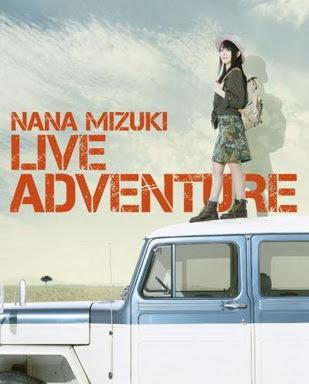 [TV-Variety] 水樹奈々 – NANA MIZUKI LIVE ADVENTURE (BDRIP)