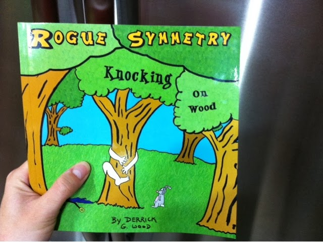 New Rogue Symmetry comic book!