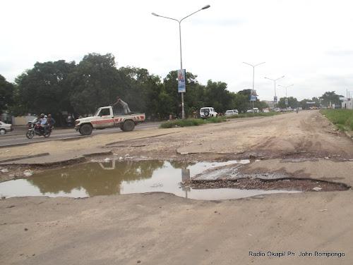 Kamituga la soci t civile exige la r habilitation de la for Route nationale 104