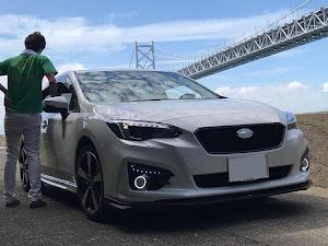 インプレッサ スポーツ GT7  A型のカスタム事例画像 なーとさんの2018年08月13日14:27の投稿