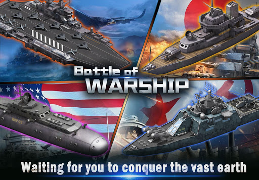 Battle of Warship: Battleship Naval Warfare 1.0.4 screenshots 4
