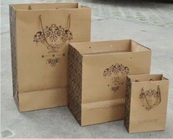 Pembuatan Kantong Goodie Bag Kraft